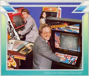 Atari-Asteroids-Arcade-Game