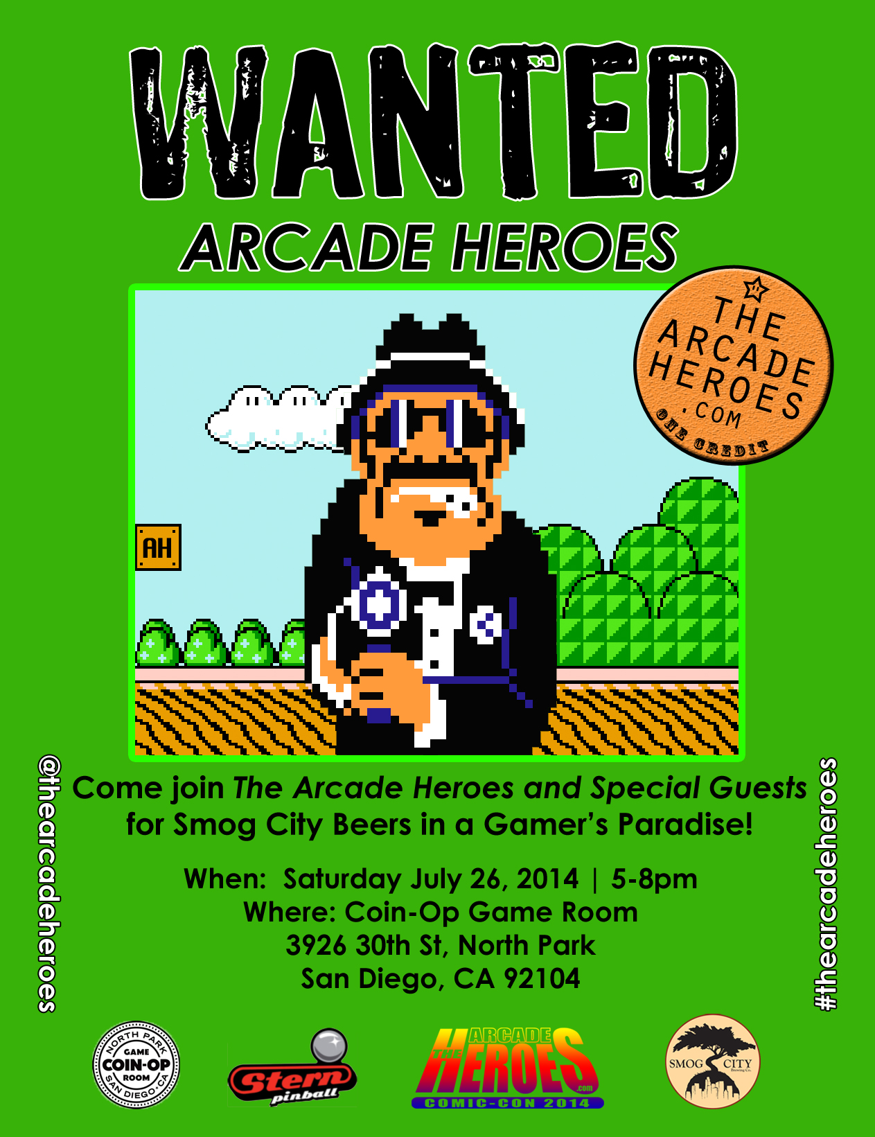the-arcade-heroes-postcard-front