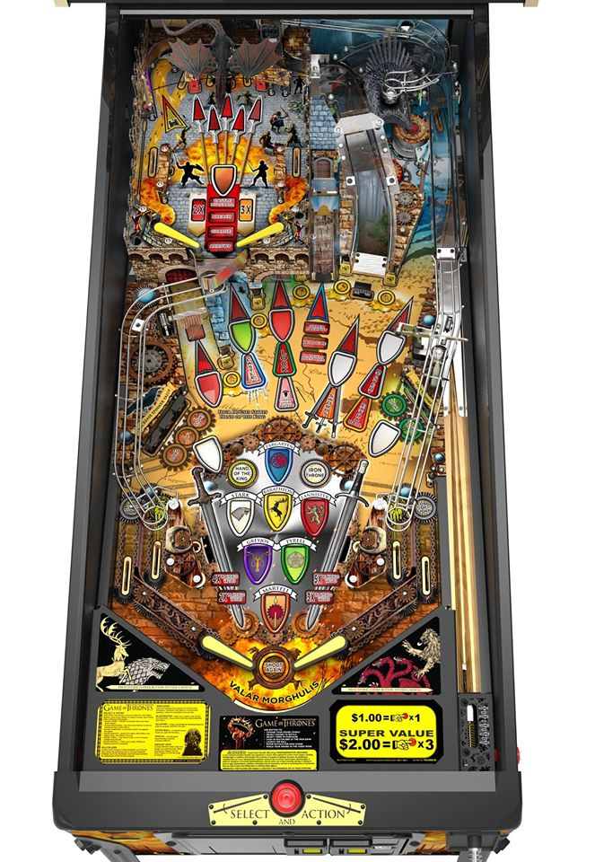 game-of-thrones-pinball-playfield